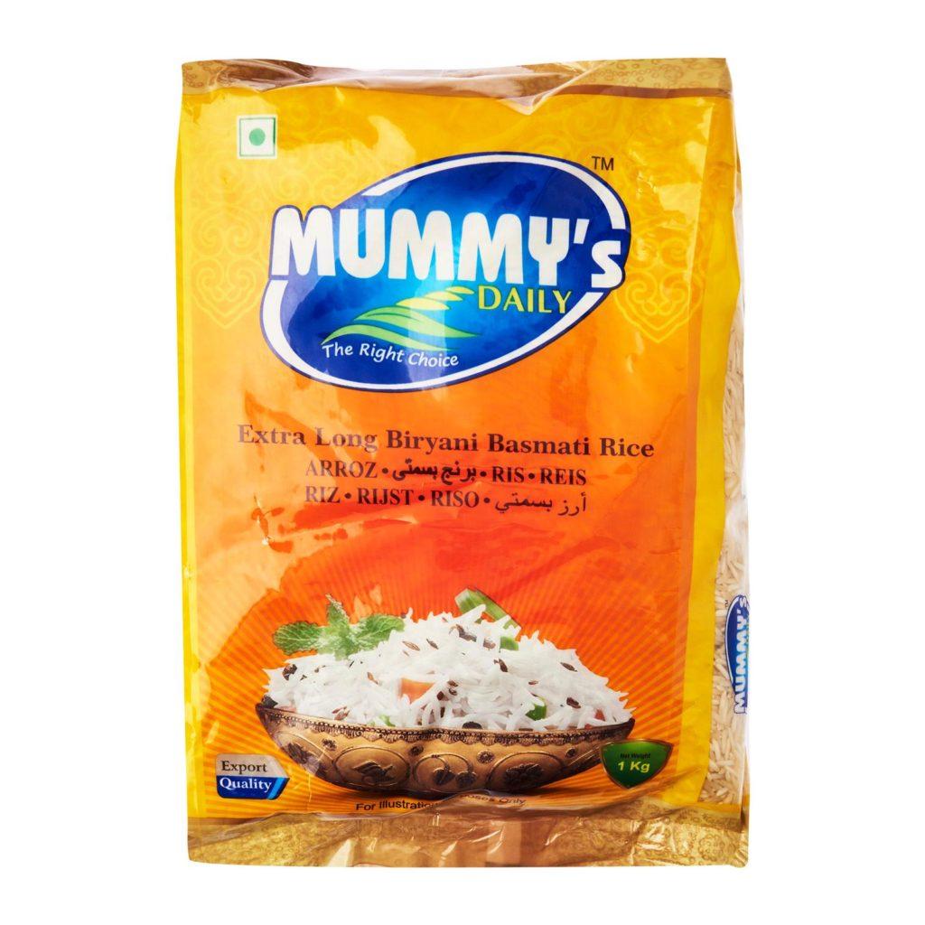Mummy's daily basmati rice