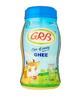 GRB ghee jar