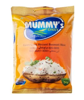 Mummy's daily basmati rice