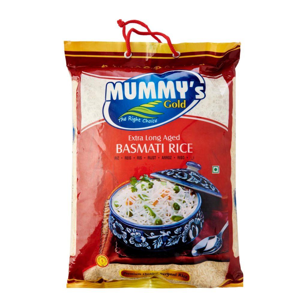 Mummy's gold basmati rice