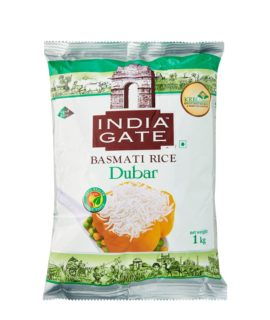 India gate dubar basmati rice