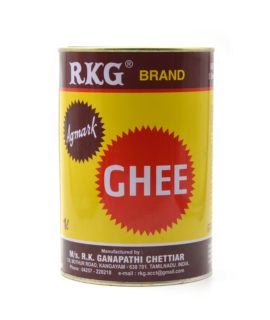 RKG ghee tin 1L