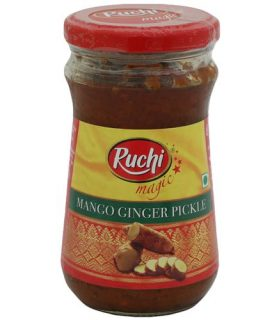 Ruchi Mango Ginger Pickle