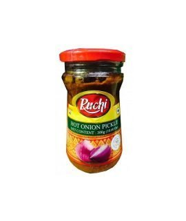 Ruchi Hot Onion Pickle