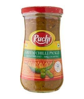 Ruchi Green Chilli Pickle