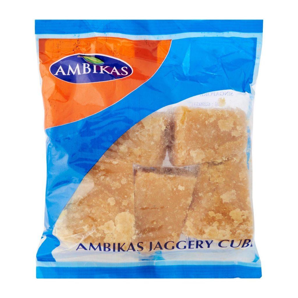Ambikas Jaggery Cube