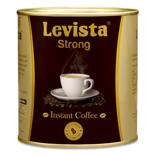 Levista Instant Coffee Strong