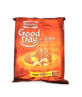 Britannia Good Day Cookies Cashew Value Pack