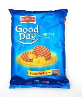 Britannia Good Day Cookies Butter Value Pack