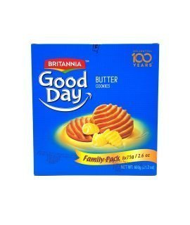 Good Day Cookies Butter Family Pack
