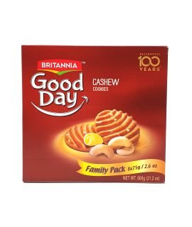 Good Day Cookies Cashew Family Pack