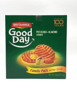 Britannia Good Day Cookies Pistachio