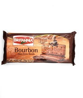 he Original BourBon Choco Kreme Biscuits