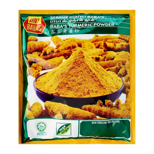 Baba's Turmeric Powder