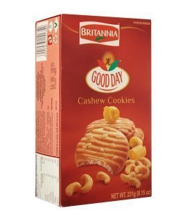 Britannia Good Day Cookies Pistachio Almond