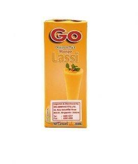 Go Deliciously Thick Mango Lassi