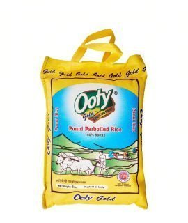Ooty Gold Ponni 5 Kg