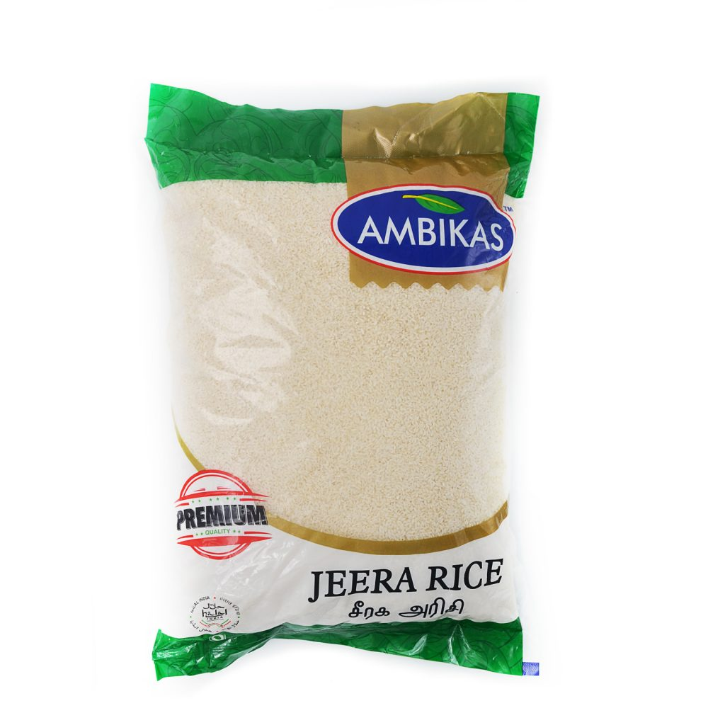 Ambikas Jeera Rice 5Kg