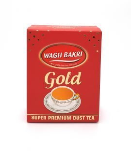 Wagh Bakri Gold Super Premium Dust Tea 100g
