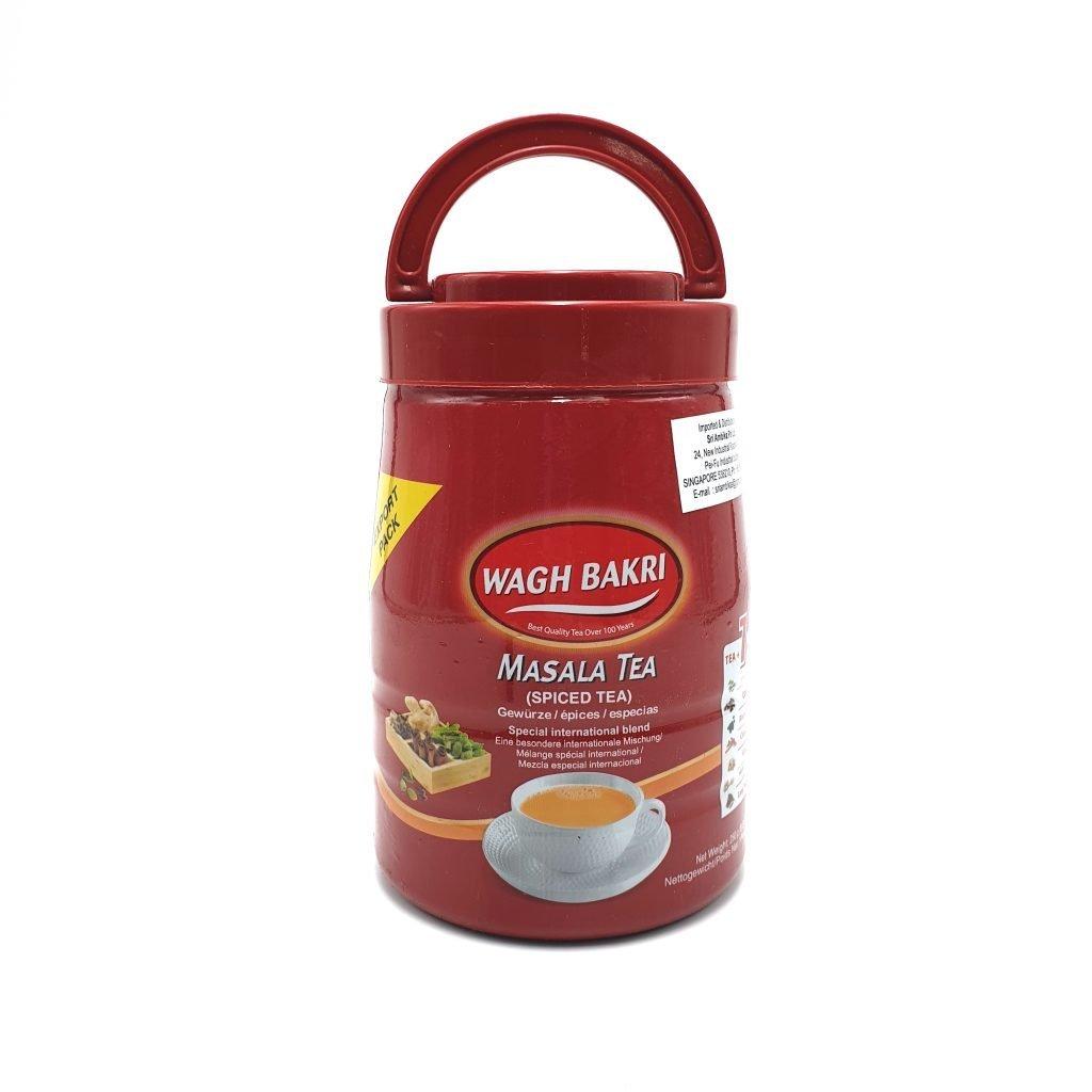 Wagh Bakri Masala Tea - Special International Blend 250g