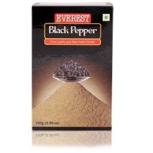 Everest Black Pepper 100G