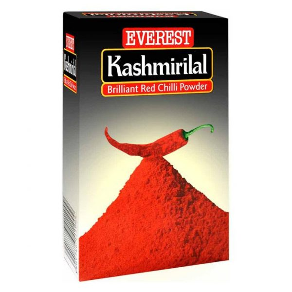 Everest Kashmirilal Brilliant Red Chilli Powder 100g