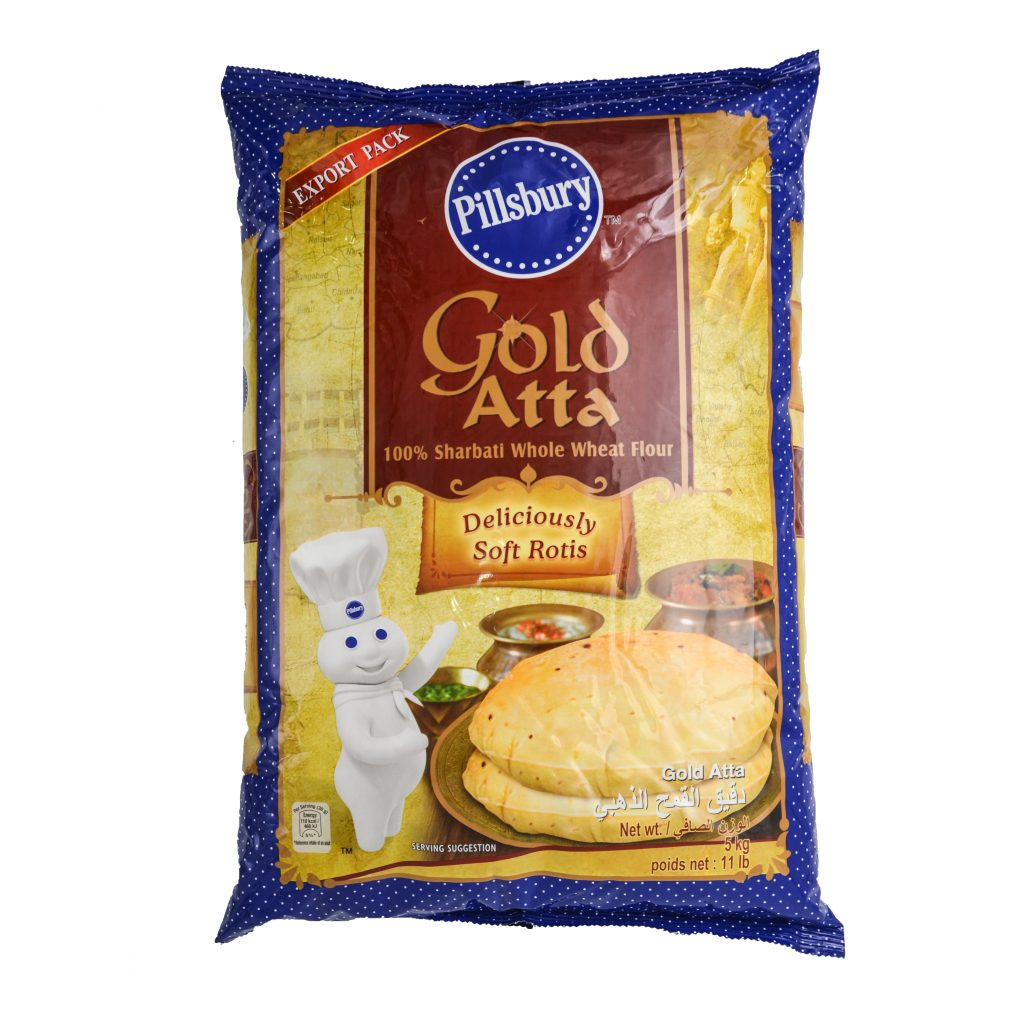 Pillsbury Gold Atta 5kg