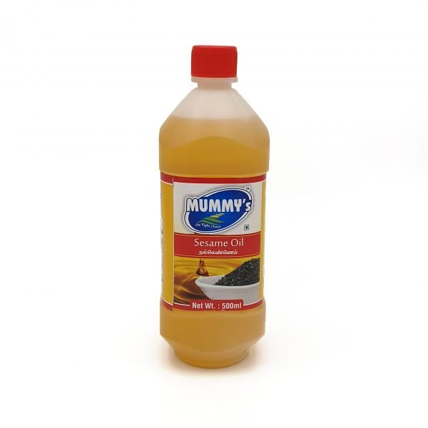 Mummys Sesame Oil 500ml
