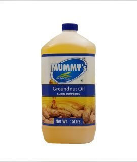Mummys Groundnut Oil 5 L