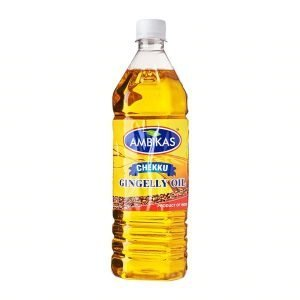 Ambikas Chekku Gingelly Oil 1L