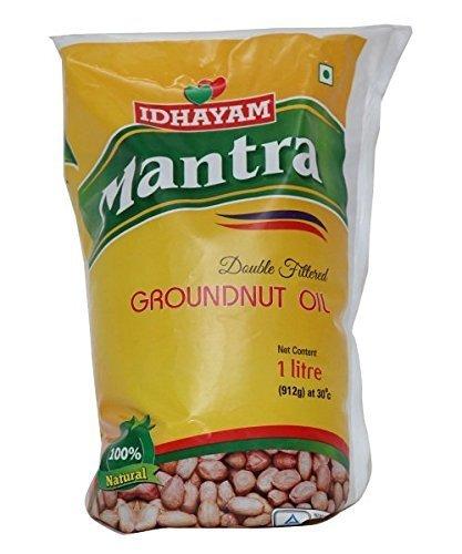 Mantra Groundnut Oil 1L