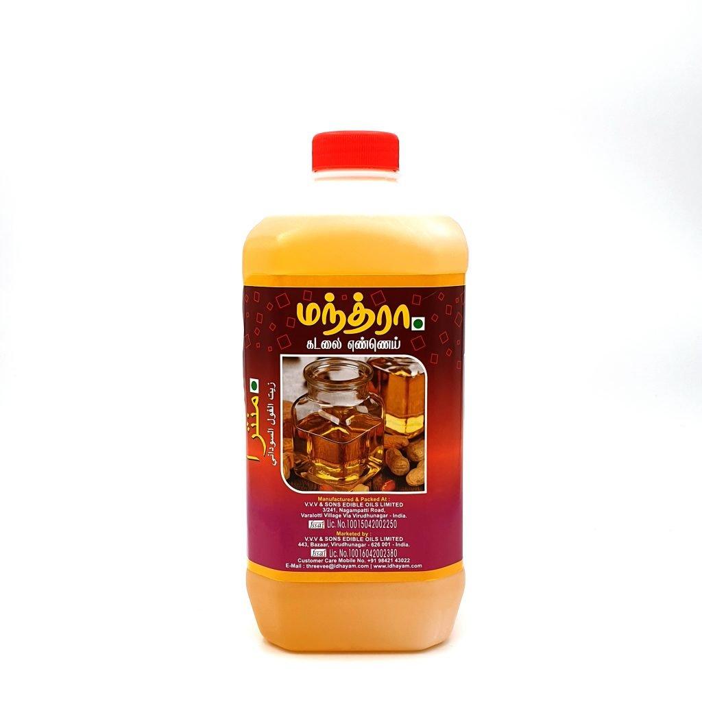 Mantra Groundnut Oil 2L