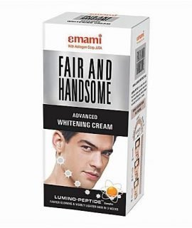 Emami Fair and Handsome Advanced Whitening Cream