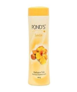 Ponds Sandal Radiance Talc