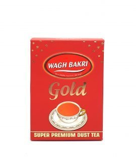 Wagh Bakri Gold Super Premium Dust Tea 250g