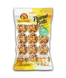 Manimark Peanut Balls 100g 1080p