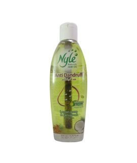 Nyle Naturals Hair Oil