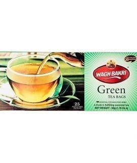 Wagh Bakri Green Tea Bags 50G