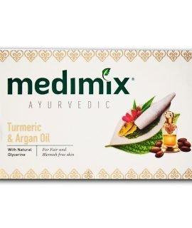 Medimix Ayurveda Turmeric & Argan Bar Soap 125g