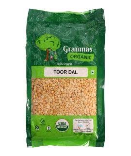 Buy Granmas Organic : Online shopping Toor Dal 1KG in Singapore