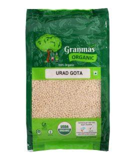 Grandmas Organic Urad Gota 1KG
