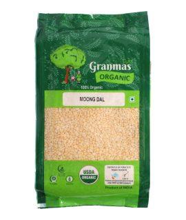 Grandmas Organic Moong Dal