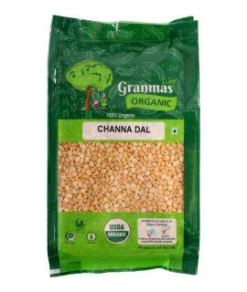 Grandmas Organic Channa Dal 1KG-1