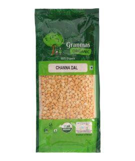 Grandmas Organic Channa Dal 500g-1