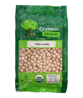 Grandmas Organic Kabuli Channa 1KG-1