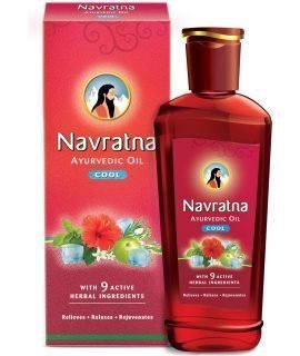 Himani Navratna Herbal Oil Cool 200ml