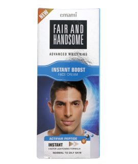 Emami Fair n Handsome Advanced Whitening Cream Instant Boost 25ml