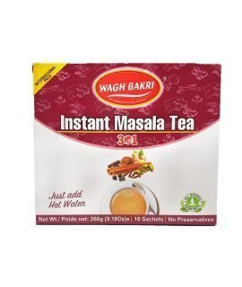 Buy Wagh Bakri : Online shopping Instant Masala tea 3-in-1 260g in Singapore